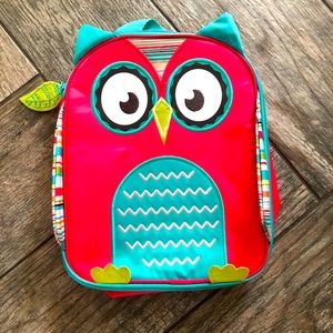 ThirtyOne Owl insulated lunch tote